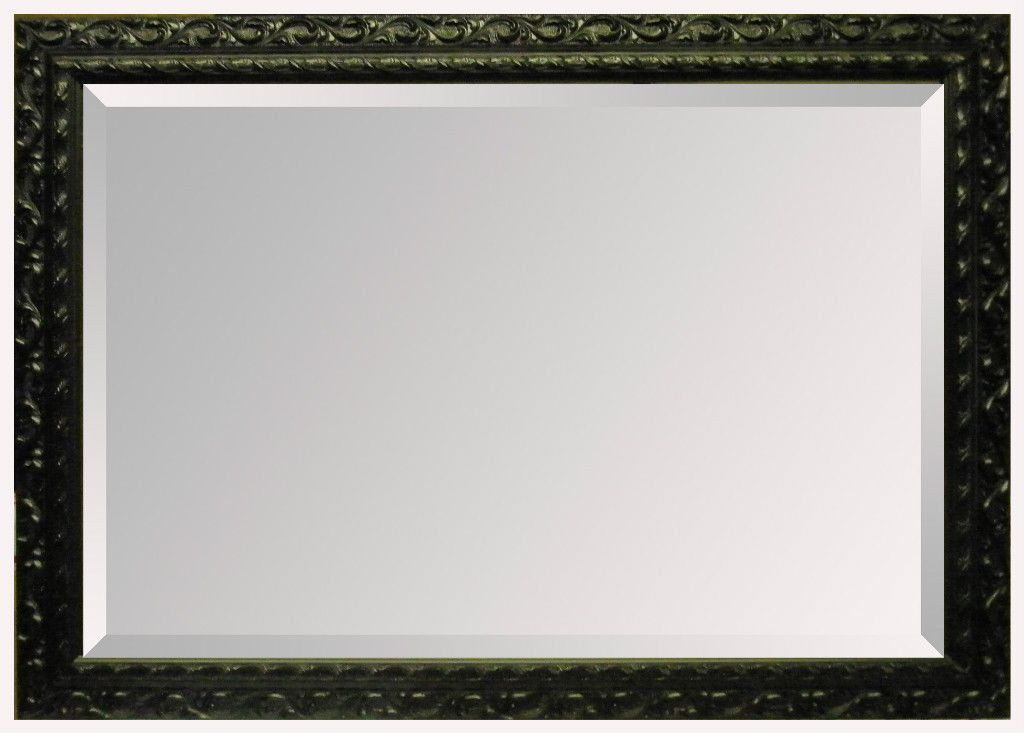Large Antique Cream Ornate Shabby Chic Wall Mirror - CHOOSE YOUR ...
